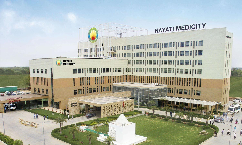 niira radia nayati healthcare