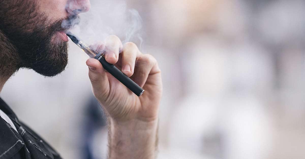 nicotine e-cigarettes