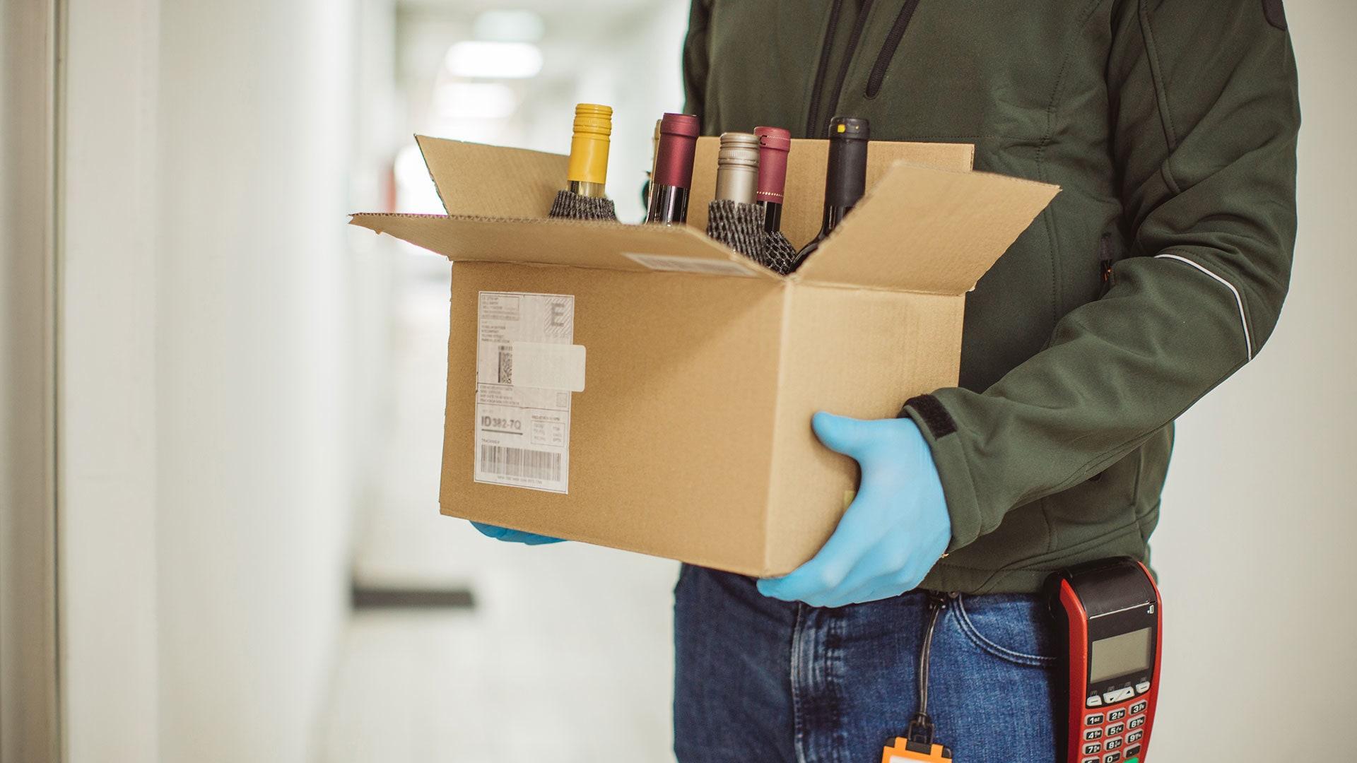 online liquor delivery
