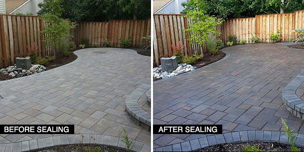 patio sealing