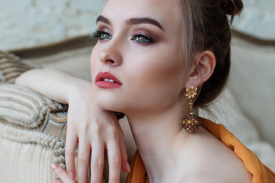 Diamante Earrings Uk