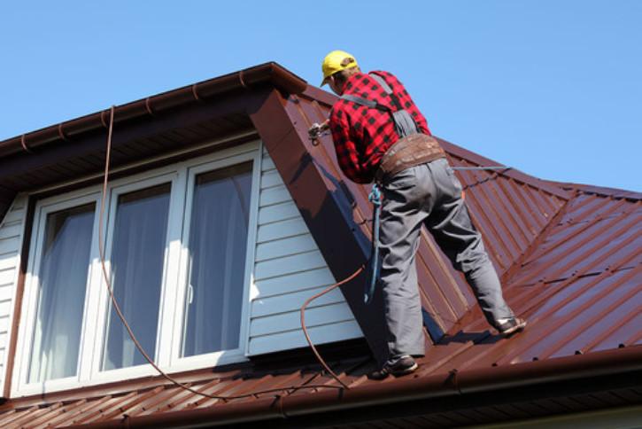 roof repair in Alameda