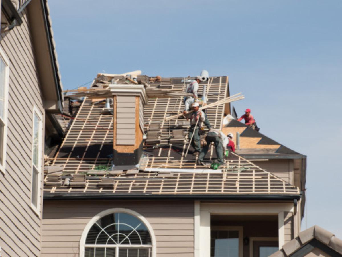 roofing contractors in Monrovia