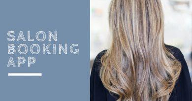 salon booking app