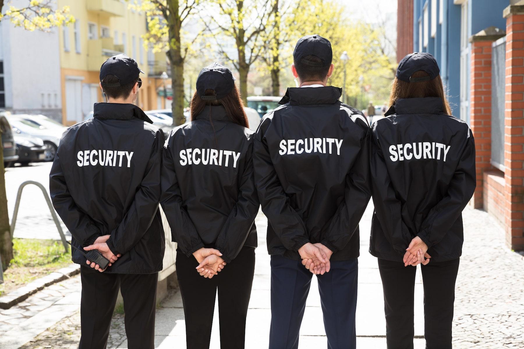 Malaysia Security Guards