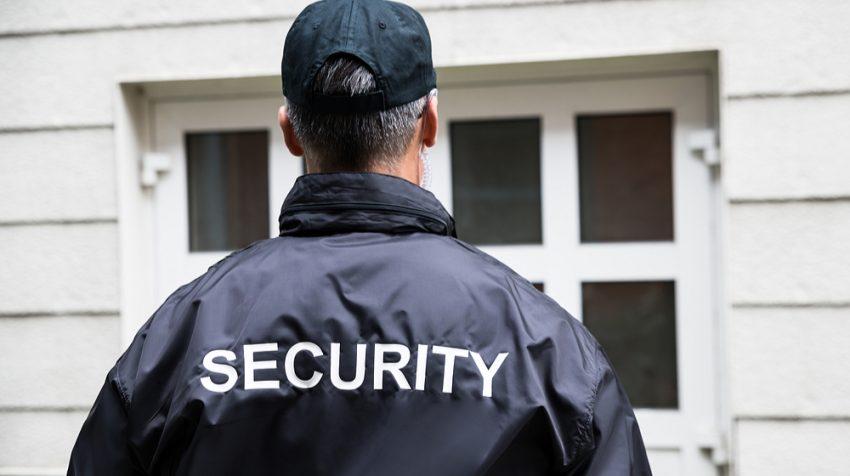 Malaysia security Guard