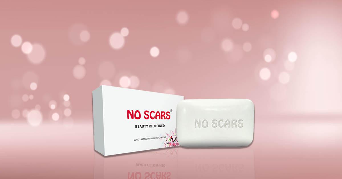 scar reducing soap