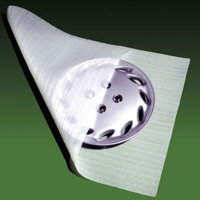 Packaging foam rolls