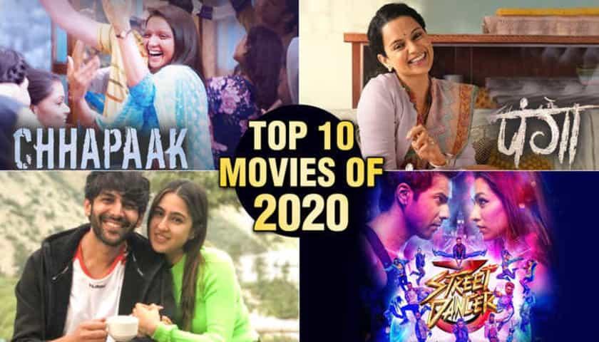 top 10 bollywood movies 2020