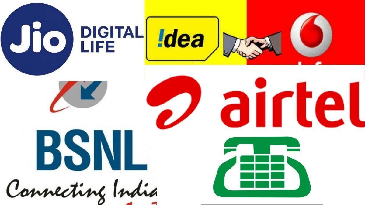 Top Telecom Companies India