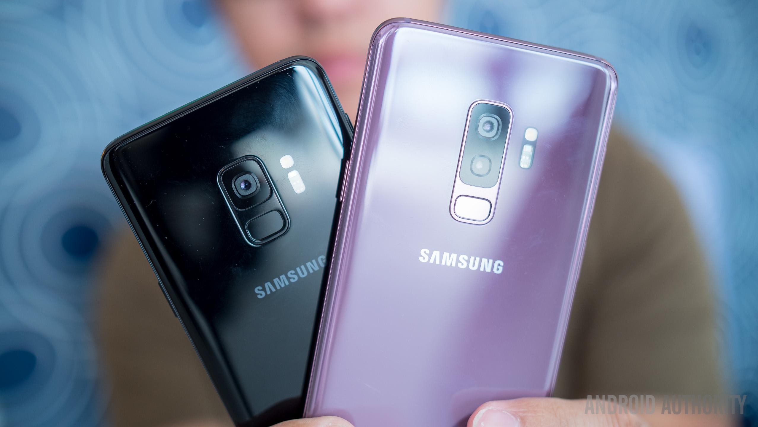 upgrade your samsung galaxy s9