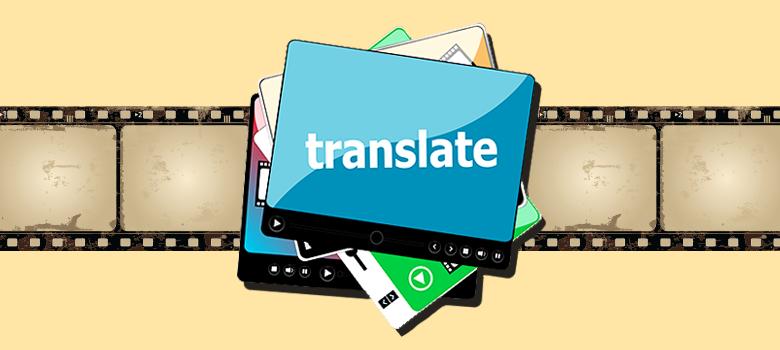 video translation