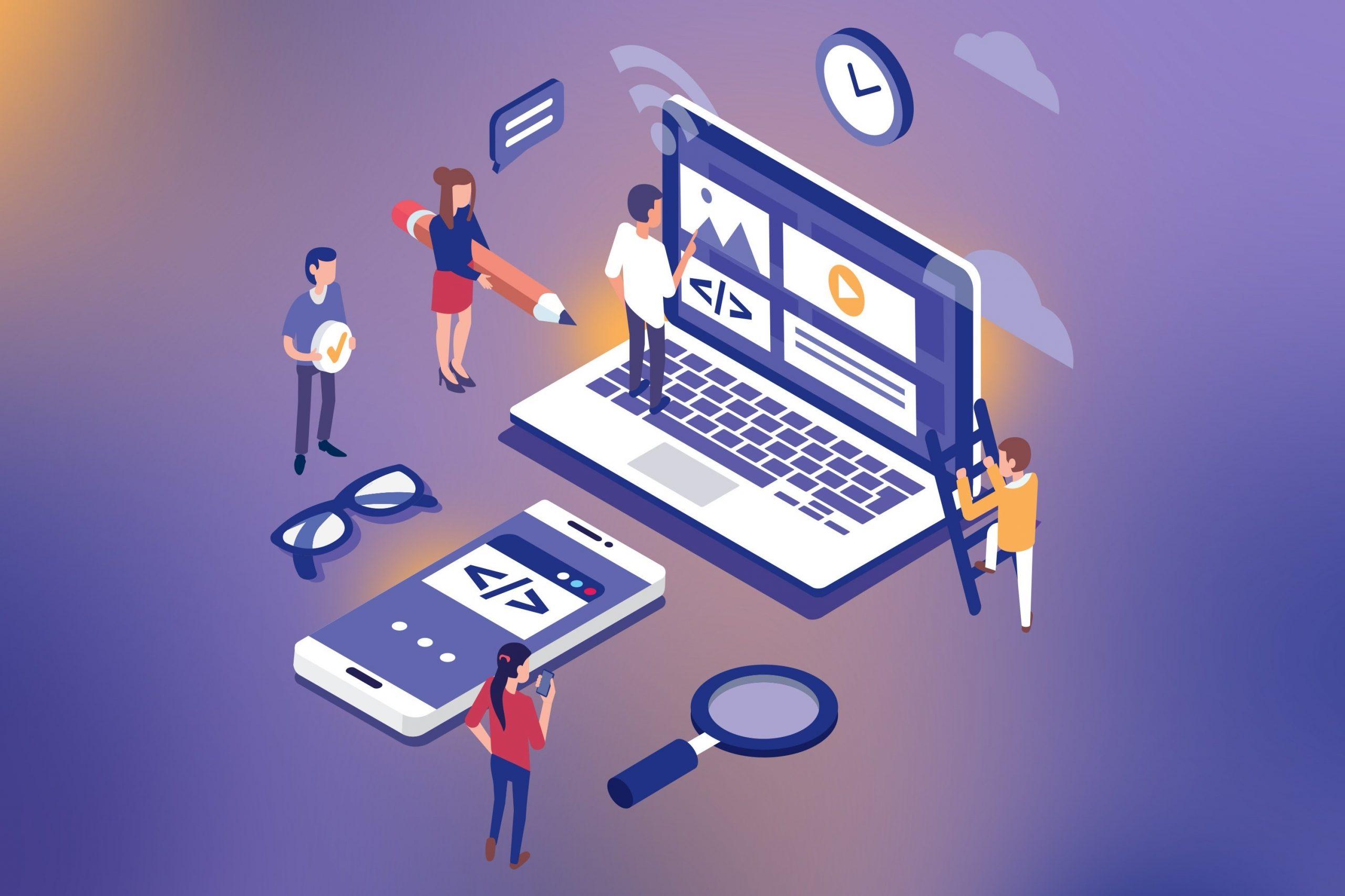 experienced web development agency