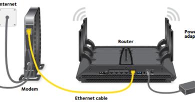 Netgear Extender Deafult IP Setup
