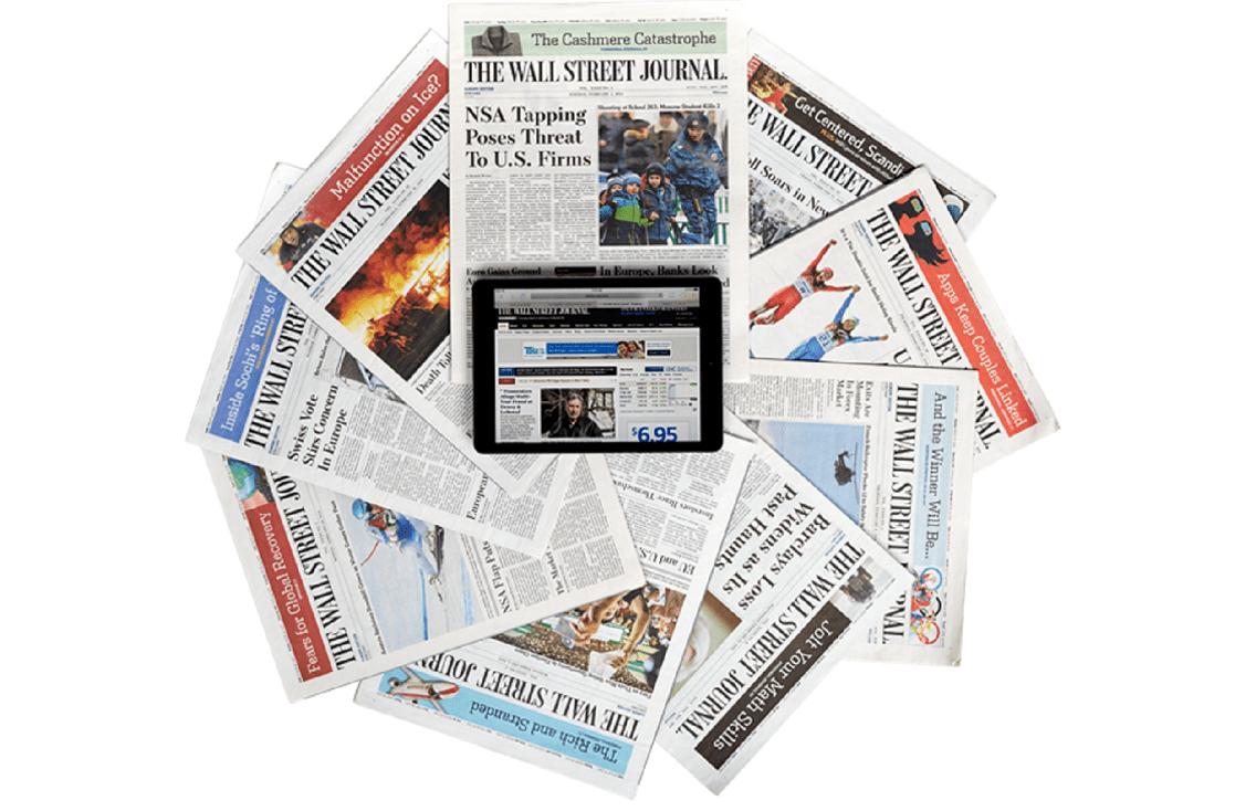 newspaper subscription deals