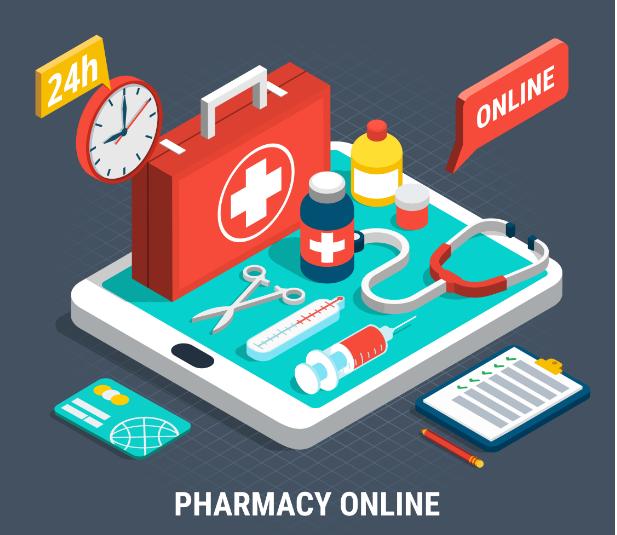 Online Pharmacy Offer